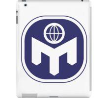 Mensa Real Genius iPad Case/Skin