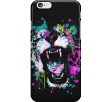 LION RAWR iPhone Case/Skin
