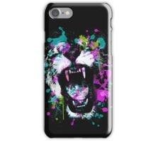 LION RAWR iPhone Case/Skin