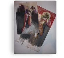 Tessellated 6 Canvas Print