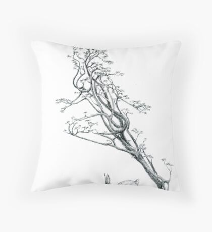 The Swift Throw Pillow