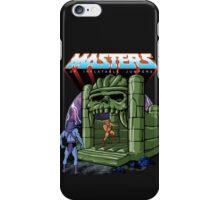 Bouncy Castle Grayskull  iPhone Case/Skin