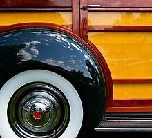 Packard Woodie by dlhedberg