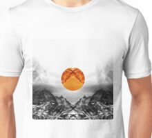 Why down the circle Unisex T-Shirt