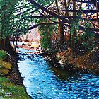 'The Slow Pull of an Easy River' by Jerry Kirk
