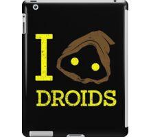 I heart Droids iPad Case/Skin
