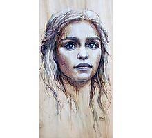 Daenerys Photographic Print