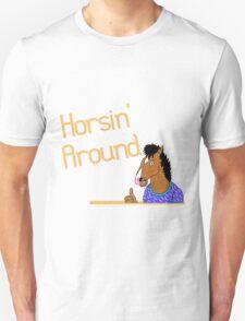 Bojack Horseman Horsin' Around T-Shirt