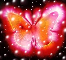 ~ Papilio Atomicus ~ by Alexandra  Lexx