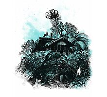 little house on the mount Photographic Print