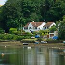 Mylor Creek by Brian Roscorla
