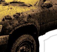Muddy Truck 2 Sticker