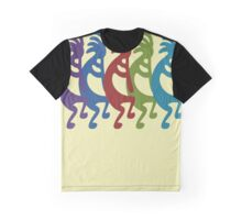 Kokopelli - The Fertility Deity Graphic T-Shirt