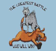 The Greatest Battle Kids Tee