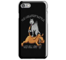 The Greatest Battle Case iPhone Case/Skin