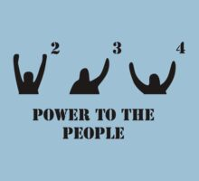 Power to the People! (Dark) by Paul Hayward