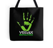 Vegan revolution Tote Bag