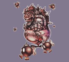 BOMBS AWAY BOWSER by Tim  Shumate
