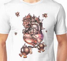 BOMBS AWAY BOWSER Unisex T-Shirt