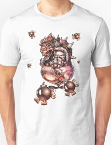 BOMBS AWAY BOWSER T-Shirt