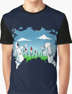 Unexpected Atmosphere Graphic T-Shirt