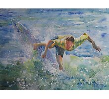 Surfing Sport 1 Photographic Print