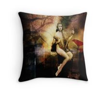 Allure....... Throw Pillow