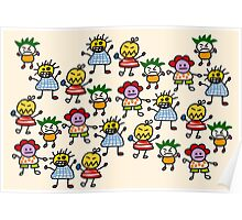 Paper Doll Poster