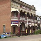 Ravenswood Pub, Ravenswood, Queensland, Australia by myhobby