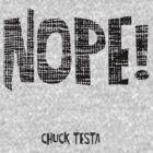Chuck Testa by Evan Napholz