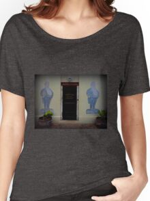 Doorway in New Braunfels Women's Relaxed Fit T-Shirt