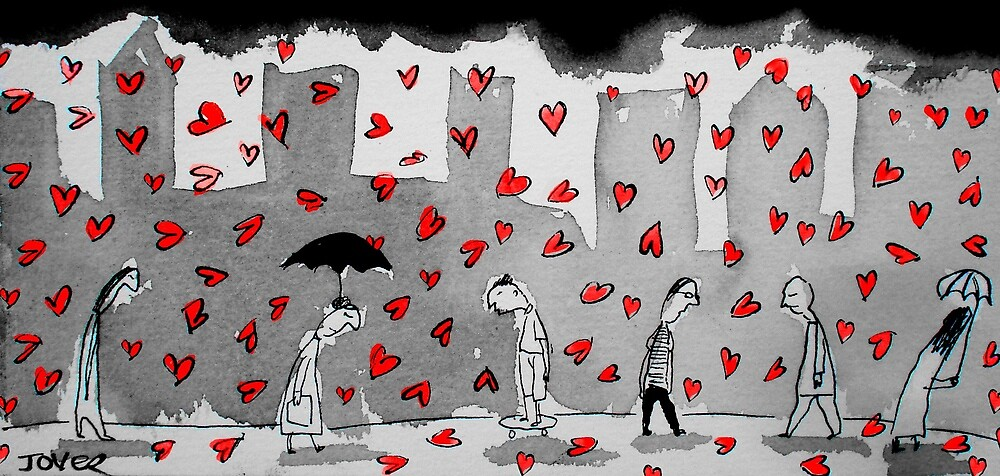 chance of love by Loui  Jover