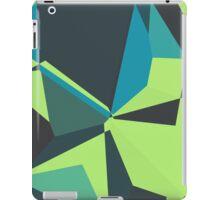 abstract flat design iPad Case/Skin