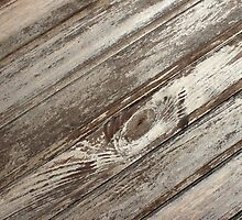 Surface of the old wooden planks brown by vladromensky