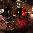 Kraków Magic Cab . by Brown Sugar & Evita KittyCat. Views (154) favorited by (6) thx! Featured in The World. by AndGoszcz