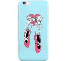Heart of a dancer iPhone Case/Skin