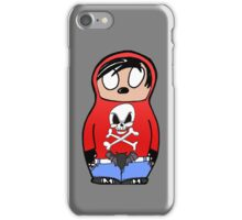 Emo Babushka iPhone Case iPhone Case/Skin