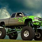 2002 Chevrolet Monster Truck by TeeMack