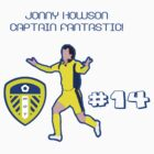Jonny Howson - Captain Fantastic! by MOTLeedsUnited