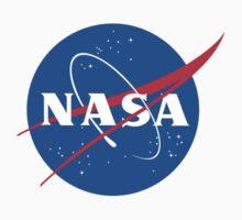 Nasa Logo by cheapside