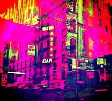 chinatown by ShellyKay