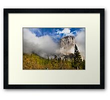 At Yosemite Framed Print