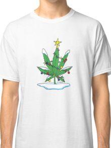 Alternative Holiday Tree Tee Classic T-Shirt