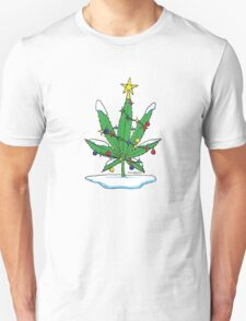 Alternative Holiday Tree Tee T-Shirt