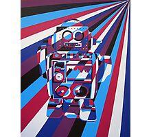 Robot No3 Photographic Print