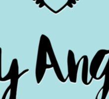 Hey Angel - To The Sky Sticker
