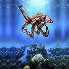 Octopus' Garden by susieneilson