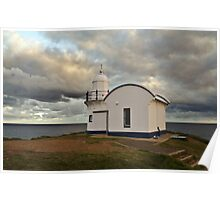 Lighthouse Port Macquarie Poster