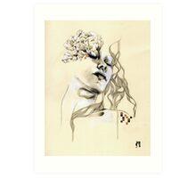 Metamorphosis number one Art Print