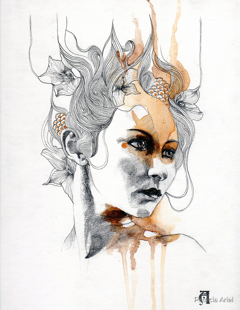 Spirit by Patricia Ariel